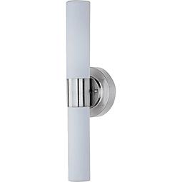 Cilandro LED 2-Light Cortesía Pared E63107-11SN