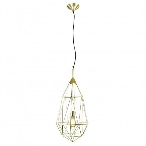 Q31577-GD Lámpara decorativa DALÍ  Vintage Acab. Oro