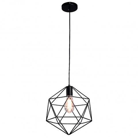 Q17605-BK Lámpara decorativa DALÍ Vintage Negro