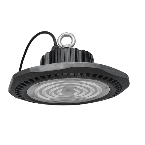 WRE-007 CAMPANA LED INDUSTRIAL SLIM 100W BLANCO FRÍO