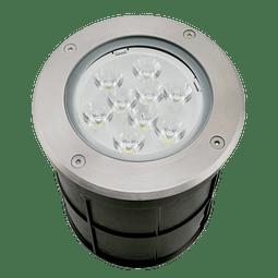 ADE-207 EMPOTRABLE A PISO LED 12W LUZ FRÍA