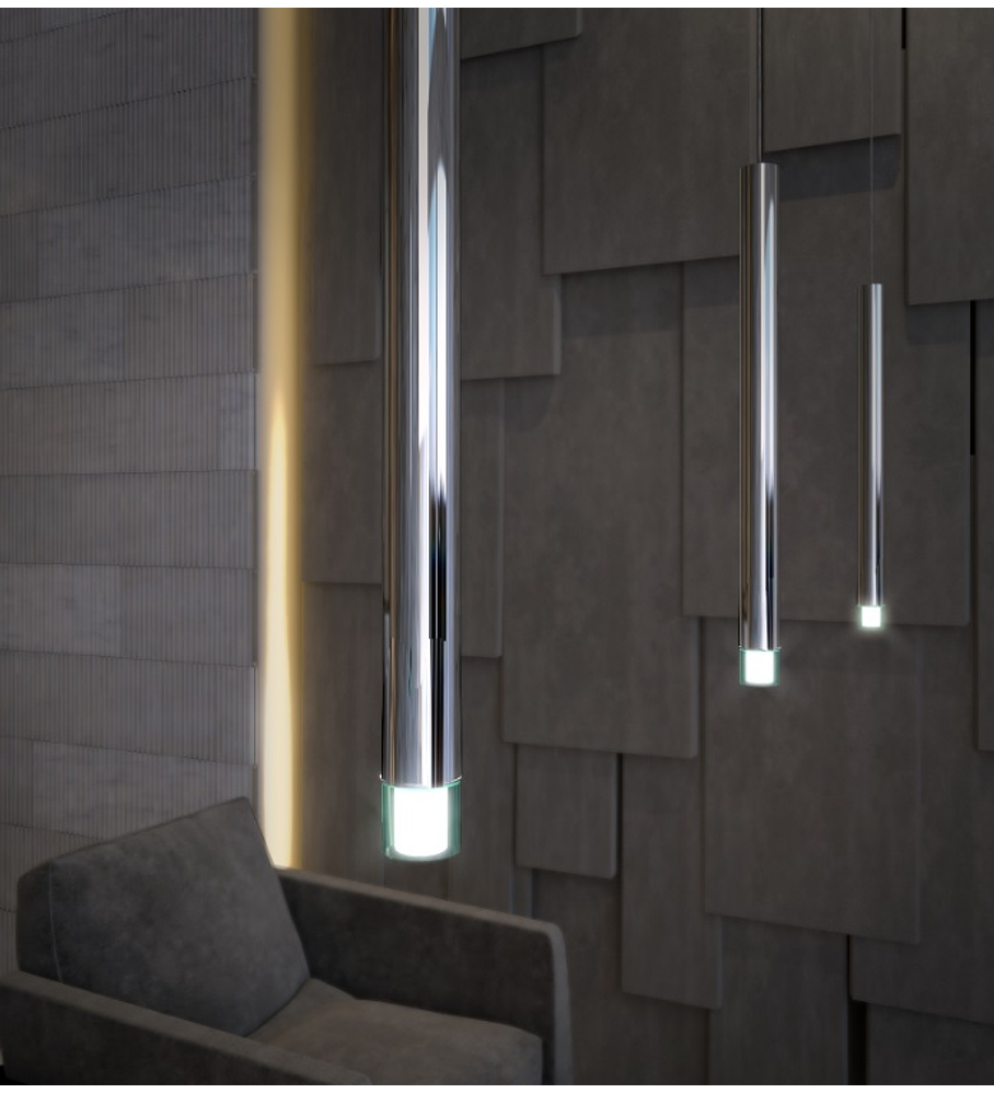 Picolo 4-Light LED Linear Pendant E22274-75PC