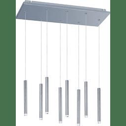 Picolo 8-Light LED Pendant E22278-75PC