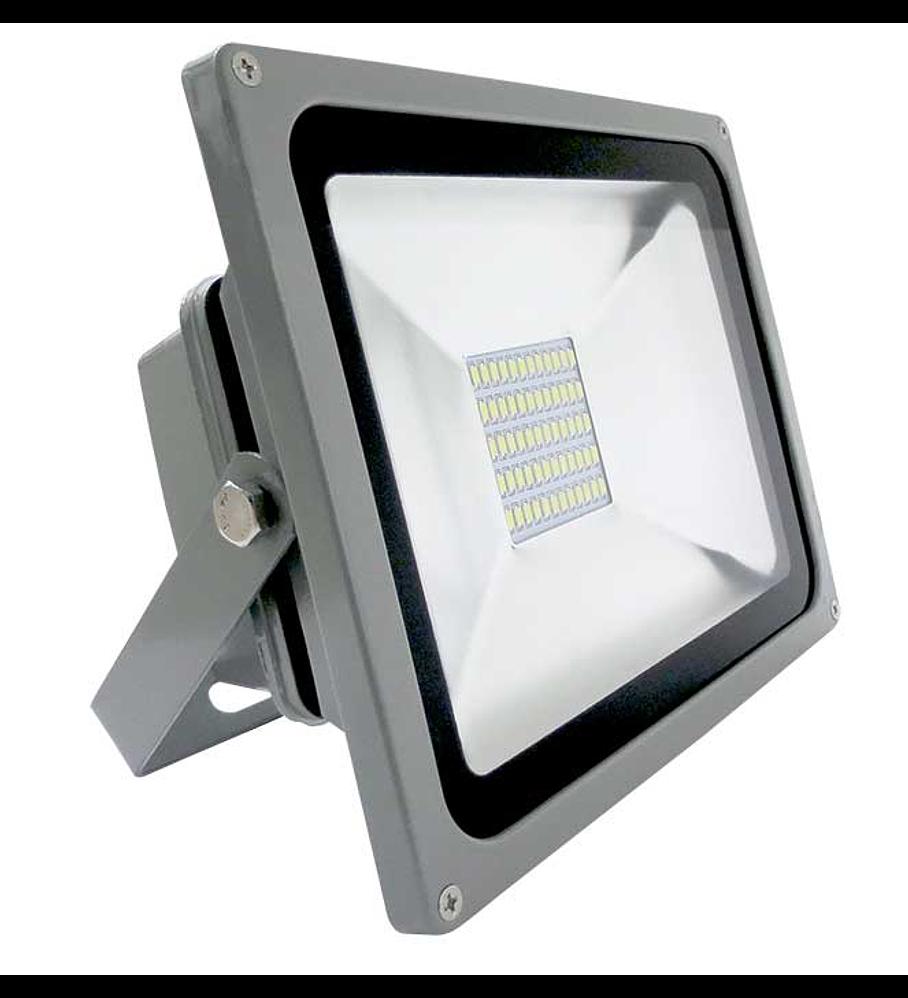 ML-REF-50WSMDBB REFLECTOR LED 50W 6000K 4600LM 85-265V