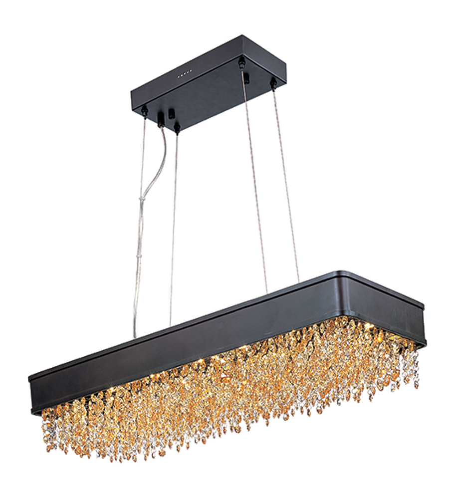Mystic 22-Light Chandelier 39659SHBZ