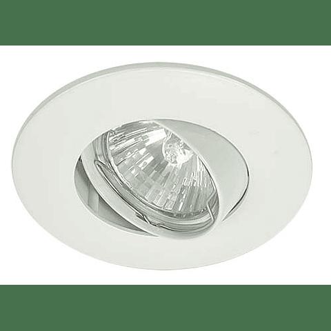 Empotrable Dirigible GU-10 Blanco 06-3254-01