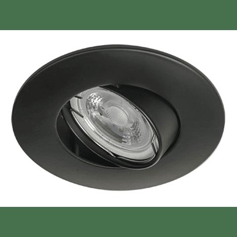 Empotrable Dirigible GU-10 Negro 06-3254-07