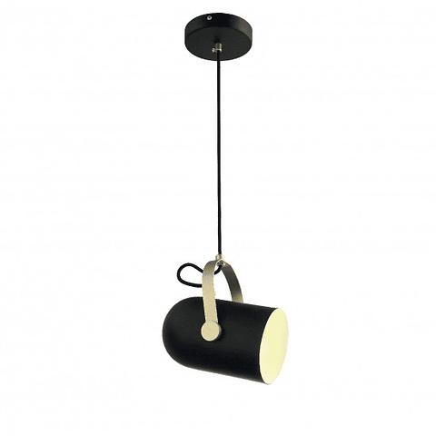 PIXEL Pendant 1 Light Negro Q60665-BK