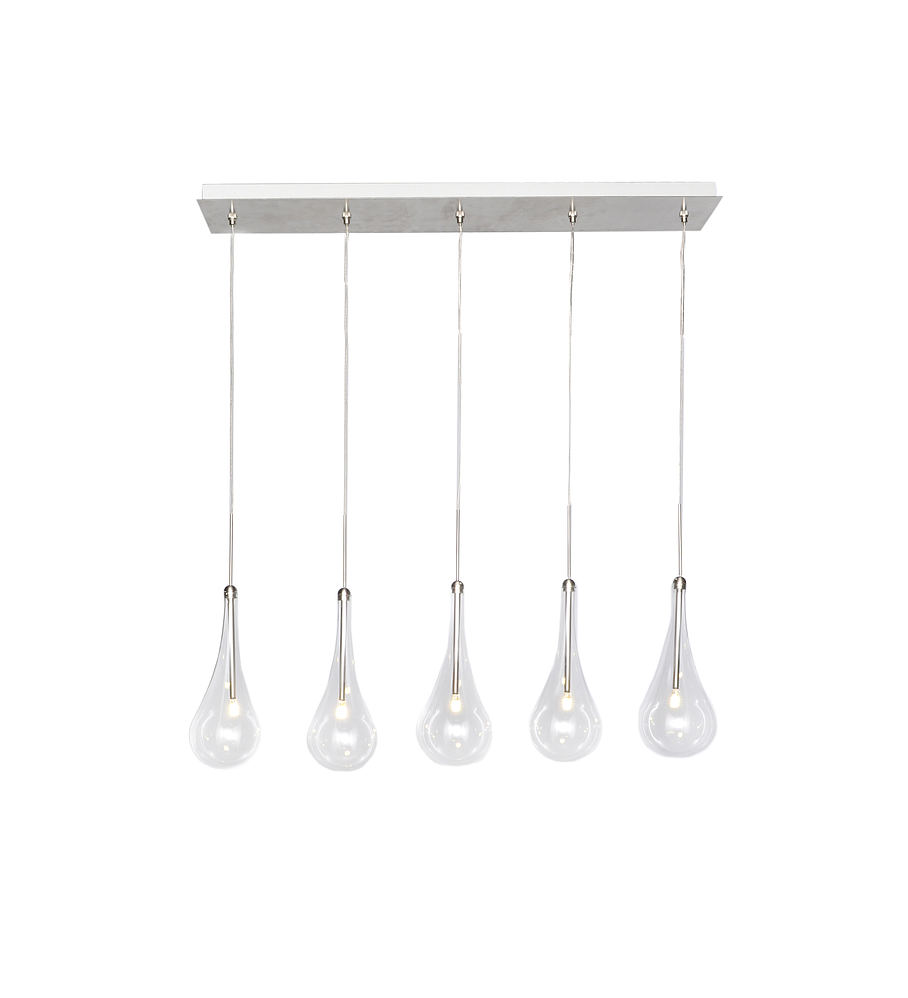 Larmes 5-Light LED Pendant E23125-18PC