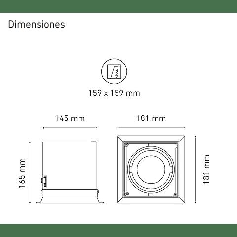 POINTS AP I L5911-YEK 100-305V 15° 30K NG