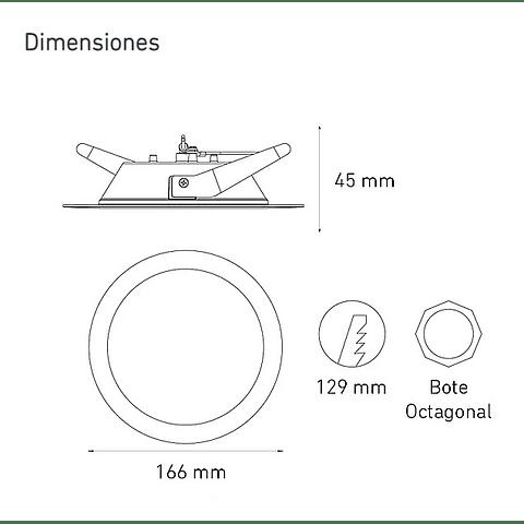 LUNA 9 SS L5071-BI0 105-140V AFP 40K NS