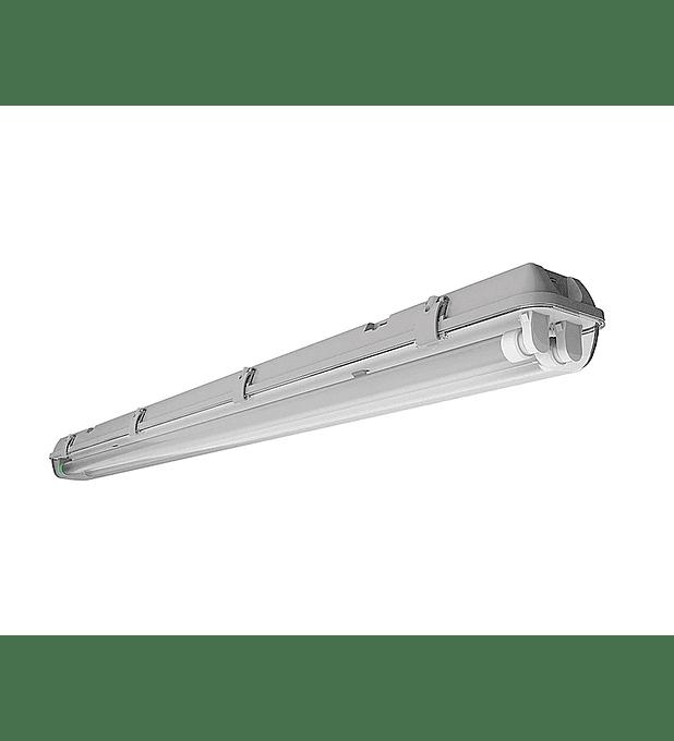 MAGG L5479-530 GAMMA T8 LED 2X16W 100-240V 60K GR LAMP