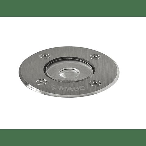 EP60 Empotrable a piso LED L7301-913 2W 100-240V 18° 27K AC IX