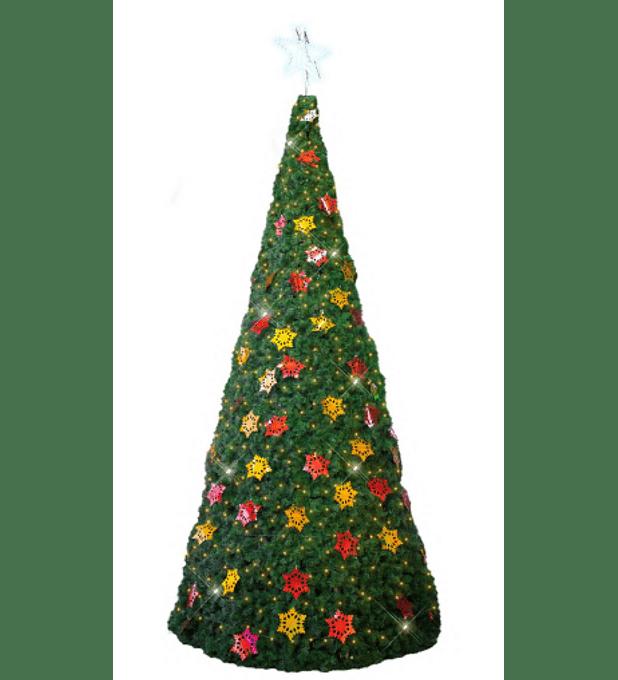 AM-15 Árbol Gigante de Navidad 15M