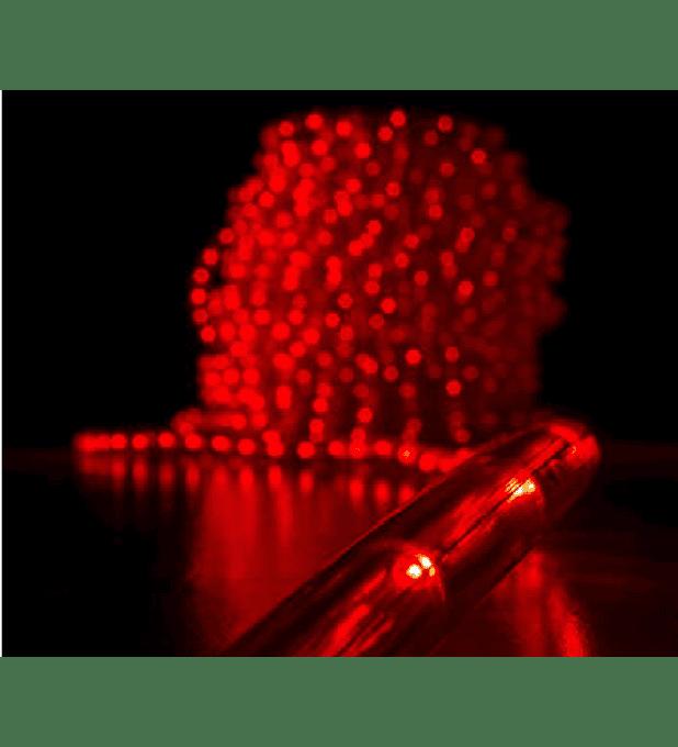 Manguera led luz roja profesional 100m