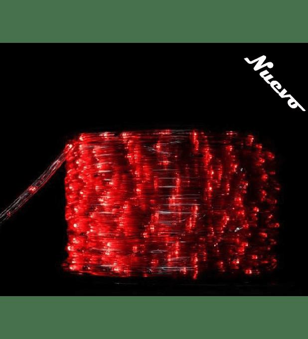 Manguera led animada luz roja profesional 100m