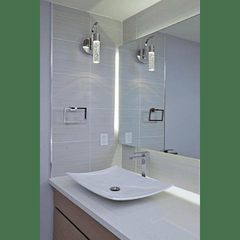 Fizz IV 1-Light E22770-91PC LED Wall Sconce