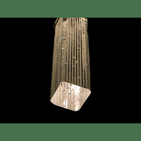 Fizz III E22761-89PC 1 Light LED Pendant