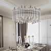 CANDIL VENUS Cristal Biselado Cromo 16 luces Q23168-CR