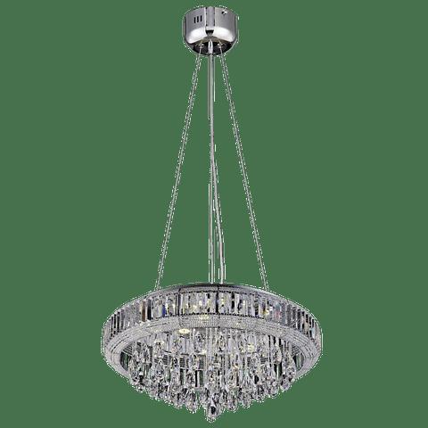 Colgante de Cristales Modelo 2PLHI02 diámetro 85cm