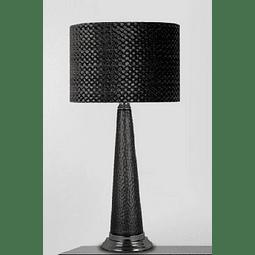Lámpara de Mesa Negro E26 Hierro Modelo 3LMTP540