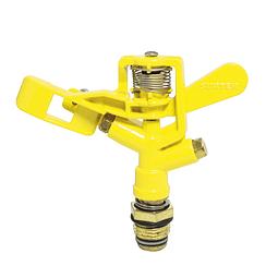 Cabeza de aspersor metálico por pulsaciones Surtek Mod. 130320 Paq. 6 pzas.