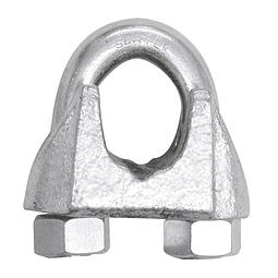Perro hierro maleable 1/4 Surtek Mod. PER3 Paq. 12 piezas