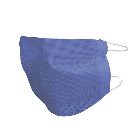 100 Cubrebocas  Poliéster-rayon 2 capas Surtek Mod. CUBB02