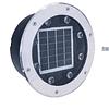 AG-IS-SOLAR-8W-BC Empotrable a Piso Solar IP65 Blanco Cálido