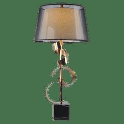 Lámpara de Mesa estilo contemporáneo Base Mármol 3LMZM27