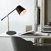 Lámpara de Escritorio 3LMTP377 Metal Acab. Negro Foco E26