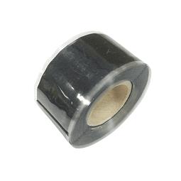 """SFTB Cinta de silicón de autofusión, 1"""" x 3m color negro Urrea Pack. 12 Pzs."""
