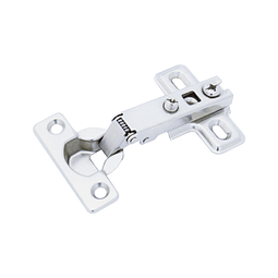 LBD35R Bisagra bidimensional recta 35mm Lock
