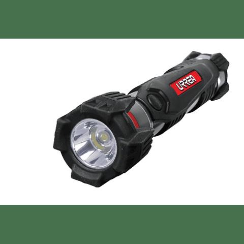 "7L2C Linterna 1 LED 2 pilas ""C"" uso pesado Urrea"