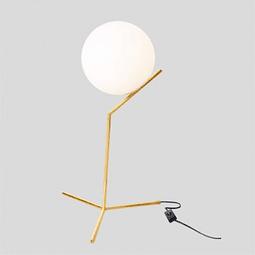 Q31621-GD Lámpara Sonne Mesa D200*L240*H600 E26 127V 1*60W