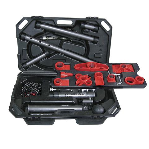 Equipo para carrocero 26 piezas en caja plástica 2480 Marca Urrea