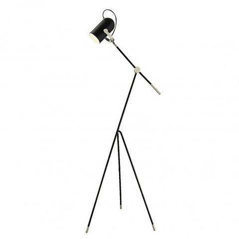 PIXEL Lámpara pie acabado negro mate E26 Q60599-BK