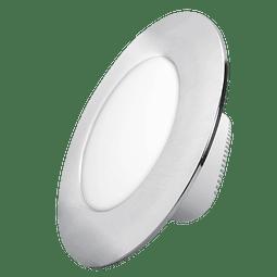 EVERGLOW-SC EMPOTRADO DE LED 12 W COLOR SATÍN, 3000ºk