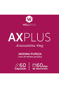 AX Plus - 60 Cápsulas