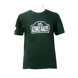 T-Shirt Adulto - Azores Rallye