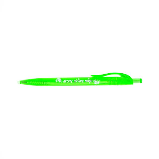 Esferográfica - Azores Airlines Rallye 2018