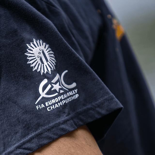 T-Shirt Adulto - Azores Rallye 2019