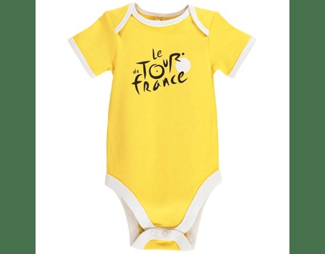 Ropa Para Bebe Body Bodie Tour De Francia logo Baby Monster
