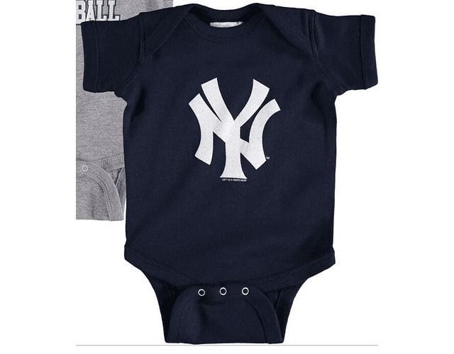 Ropa Para Bebe Body Bodie new york yankees Baby Monster