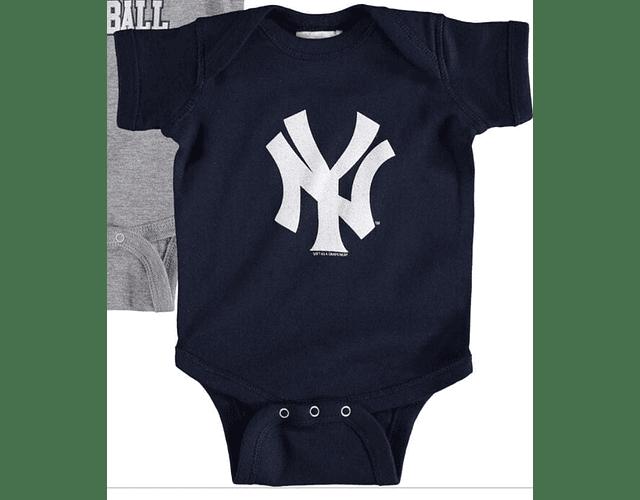 Ropa Para Bebe Body Bodie new york yankees Baby Monster
