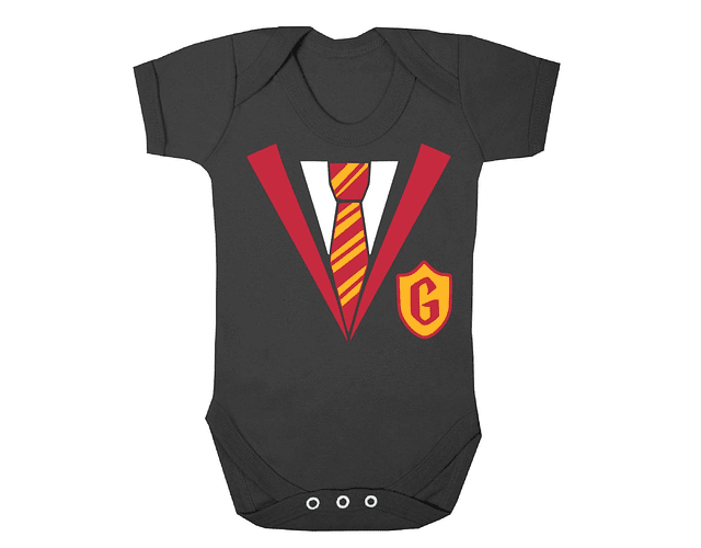 Ropa Bebe Body Bodie Harry potter Baby Monster