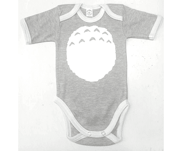 Body para bebe Totoro pecho baby monster
