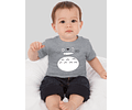 Body para bebe Totoro baby monster
