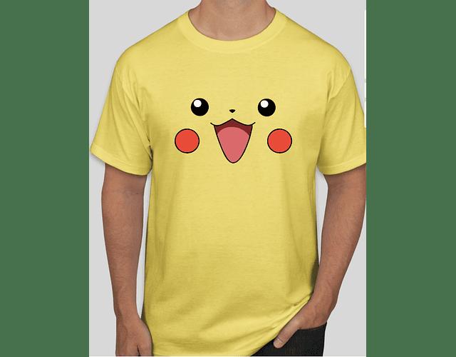 Camiseta para Mujer y hombre pikachu Baby Monster
