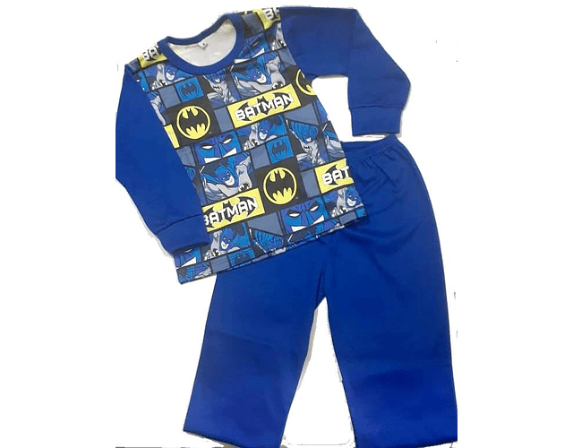 Ropa para Niño pijama Batman baby monster
